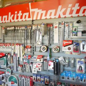 All Makita accessories available